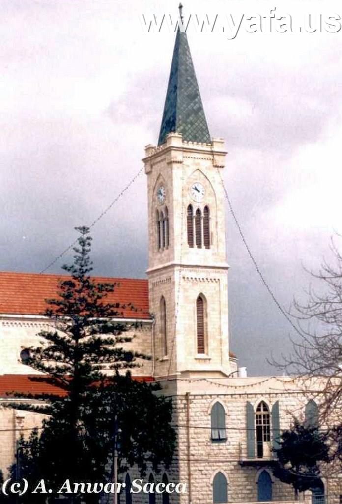 كنيسة اللاتين